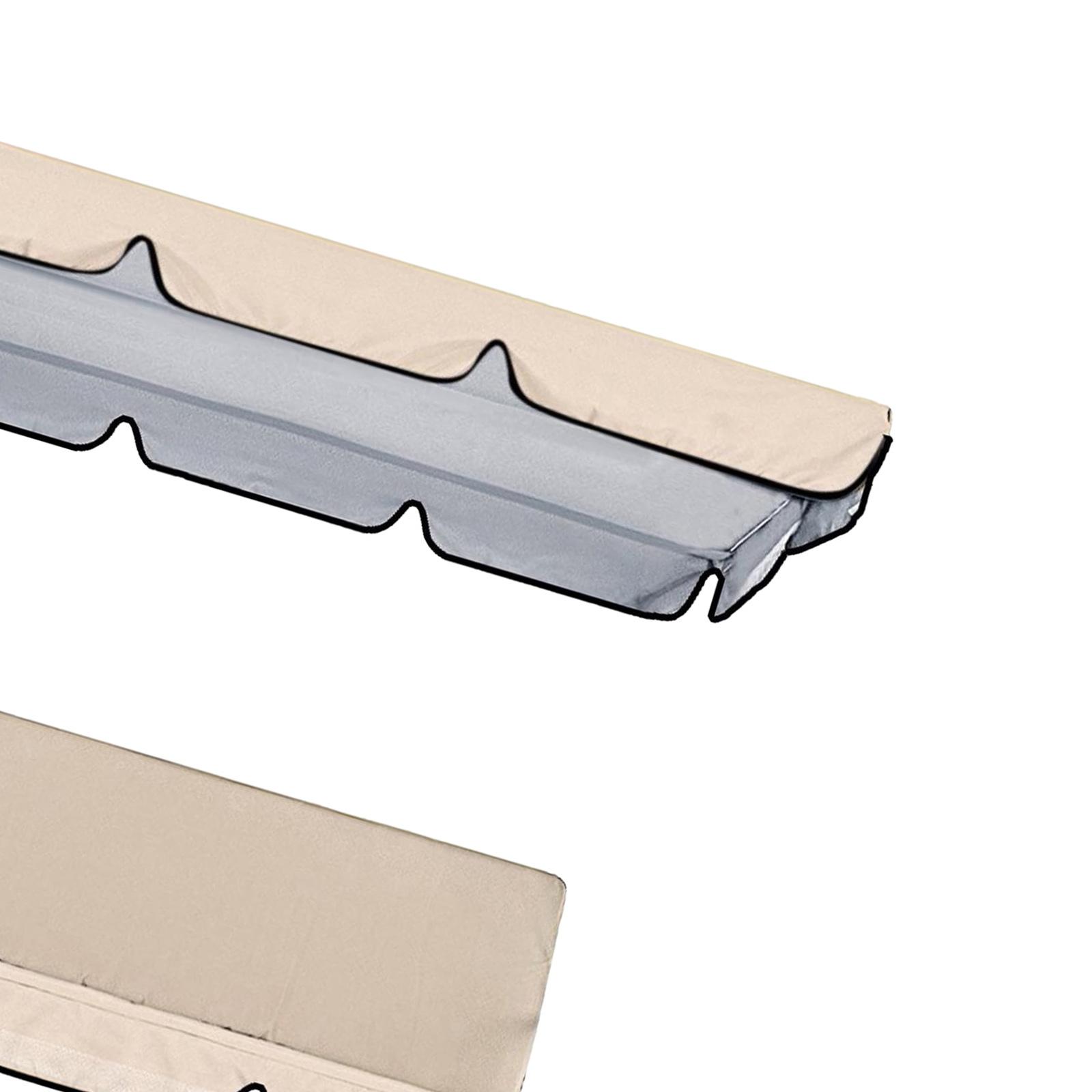 miniatura 27 - Sostituzione della copertura della sedia a dondolo da esterno per patio,
