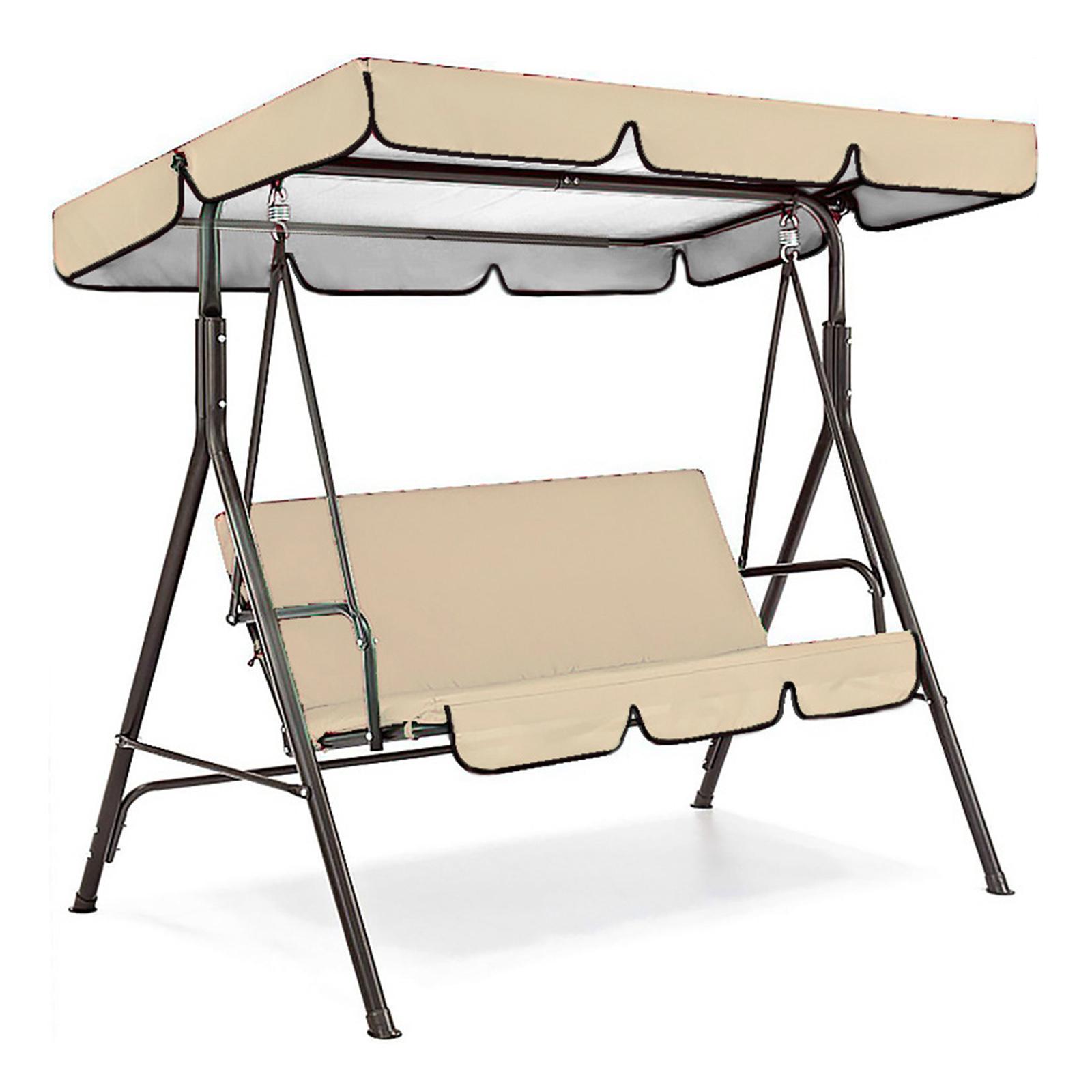 miniatura 25 - Sostituzione della copertura della sedia a dondolo da esterno per patio,