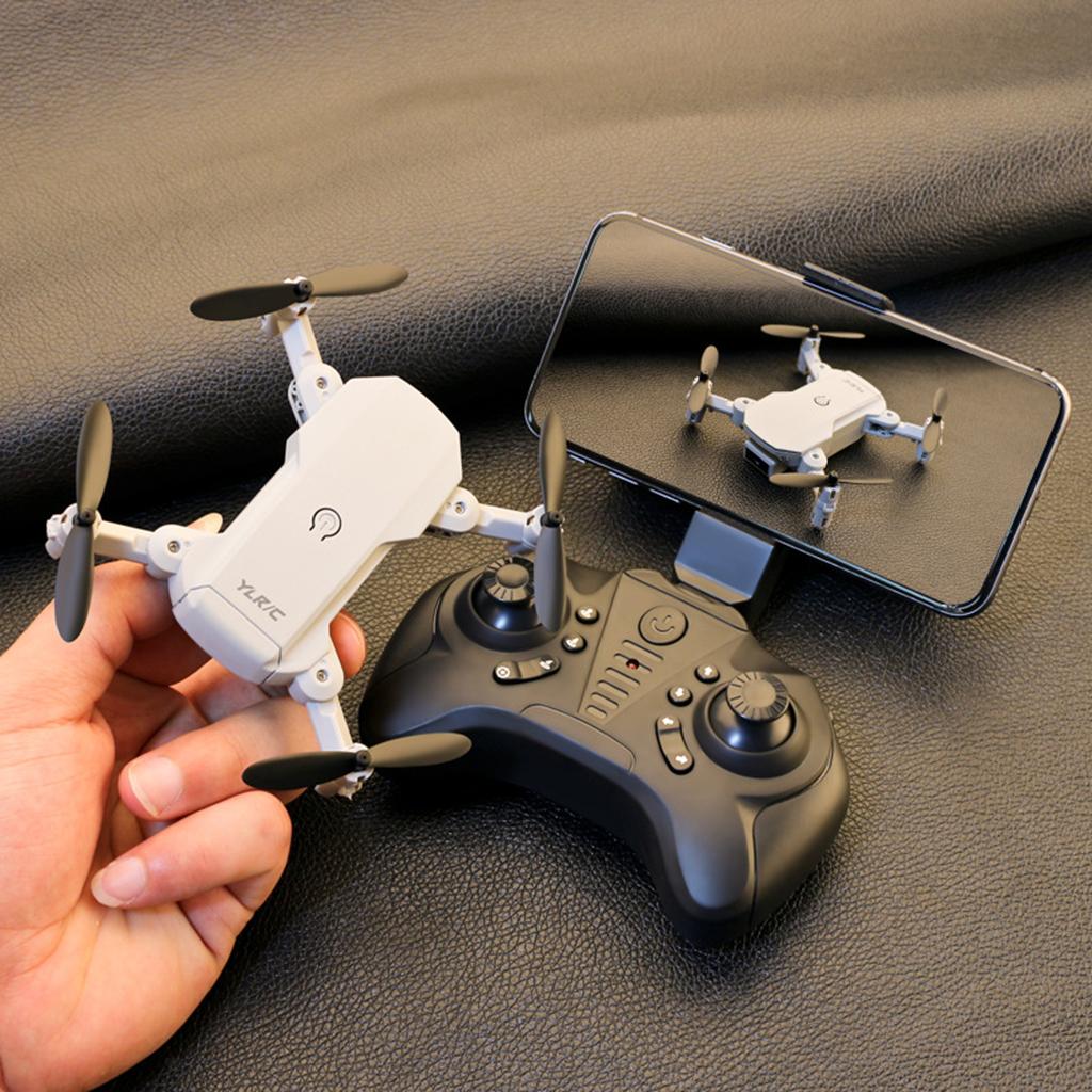 RC-Quadcopter-Drohne-HD-Kamera-Selfie-2MP-4K-WiFi-FPV-Faltbare-fuer-Kinder Indexbild 3