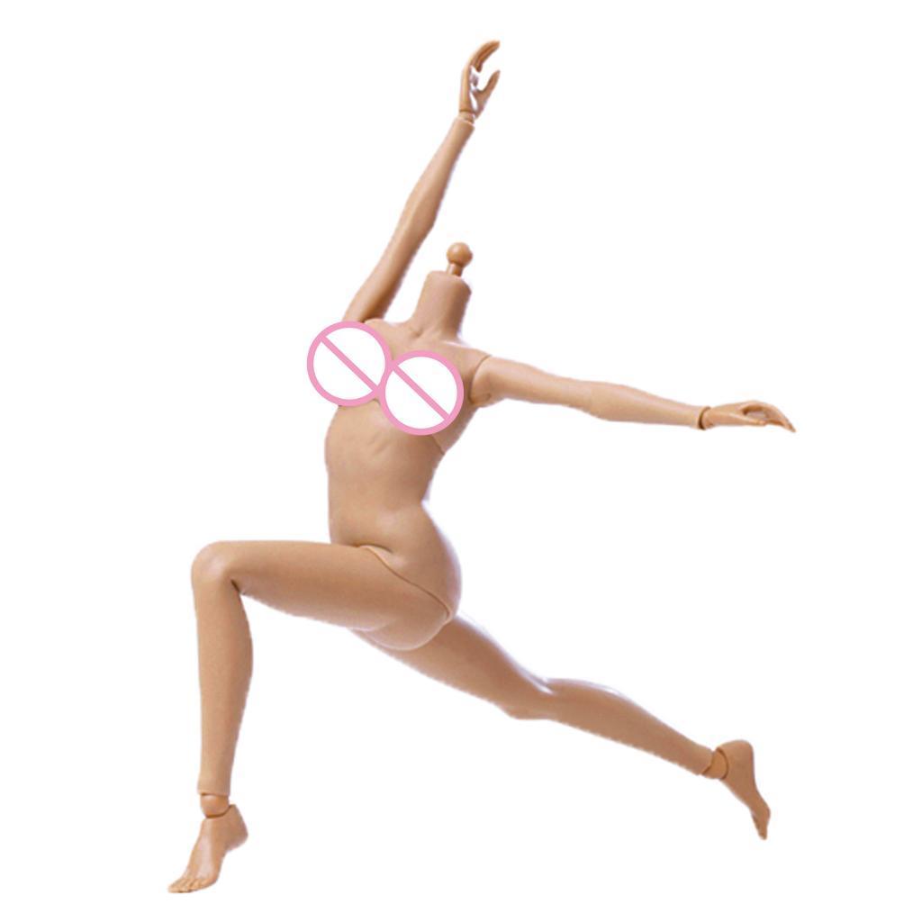 Realiste-1-12-echelle-femme-nue-Action-soldat-figurines-corps-jouets-5-034-hauteu miniature 48