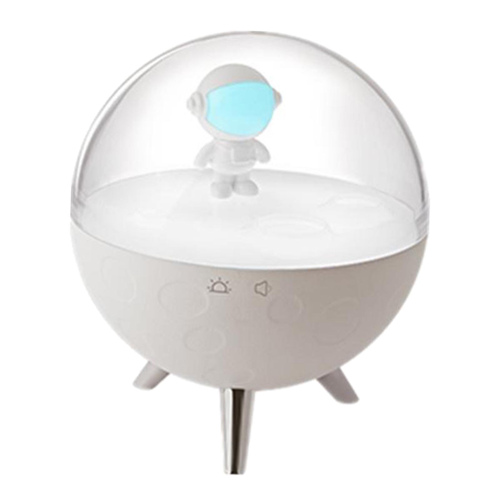 miniatura 14 - Spaceman Luce di Notte per I Bambini Ricaricabile HA CONDOTTO LA Camera Da Letto