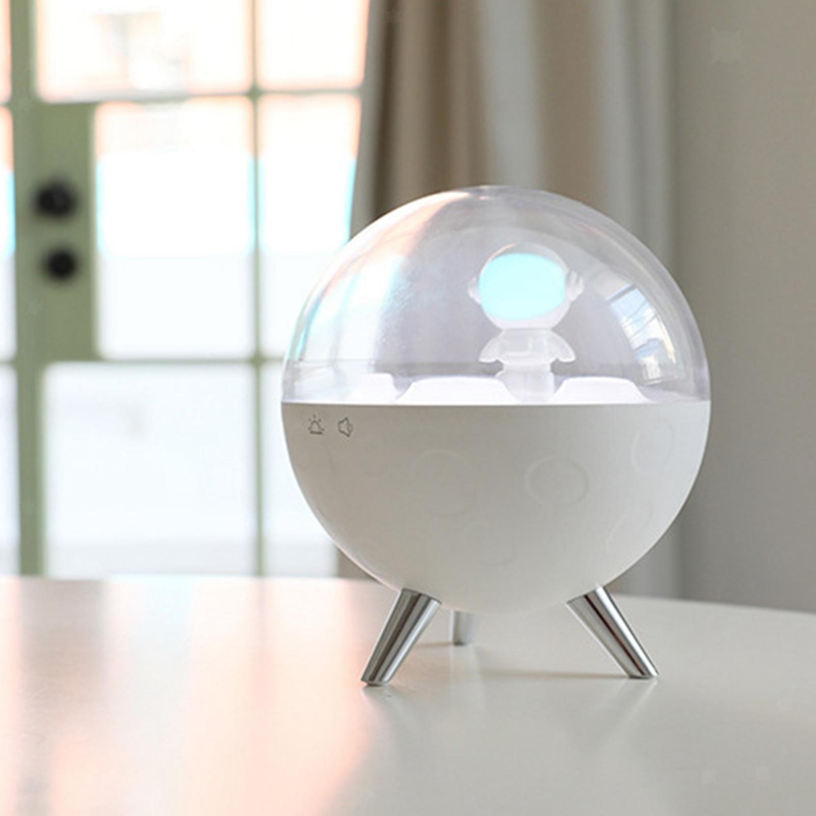 miniatura 24 - Spaceman Luce di Notte per I Bambini Ricaricabile HA CONDOTTO LA Camera Da Letto