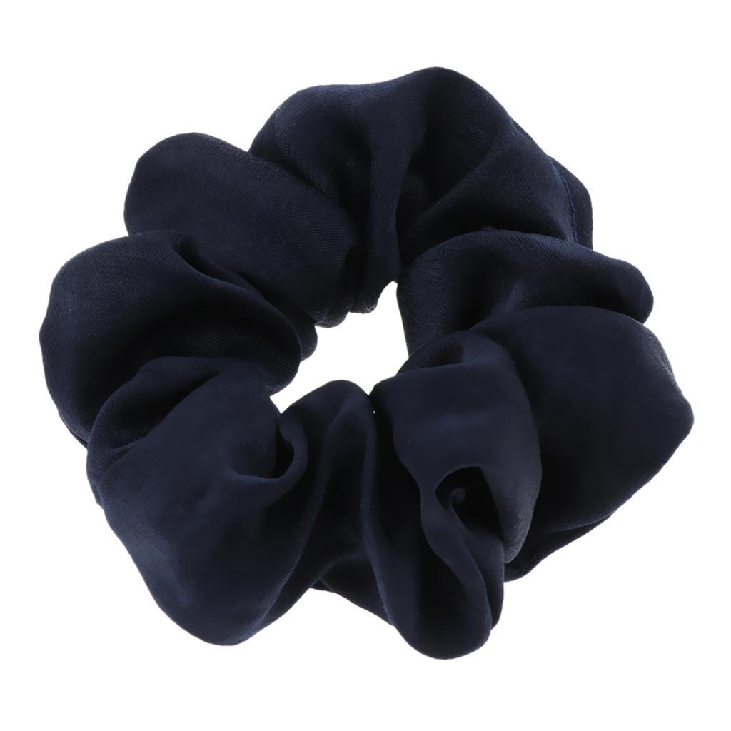 miniatura 18 - Supporto per coda di cavallo con fascia elastica per capelli elastici