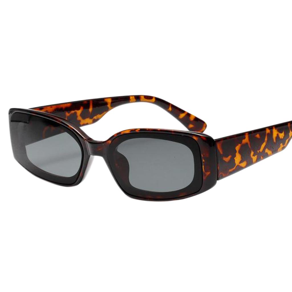 Frauen-Mens-Square-Sonnenbrillen-Fashion-Candy-Farbe-Sonnenbrille-Shade Indexbild 12