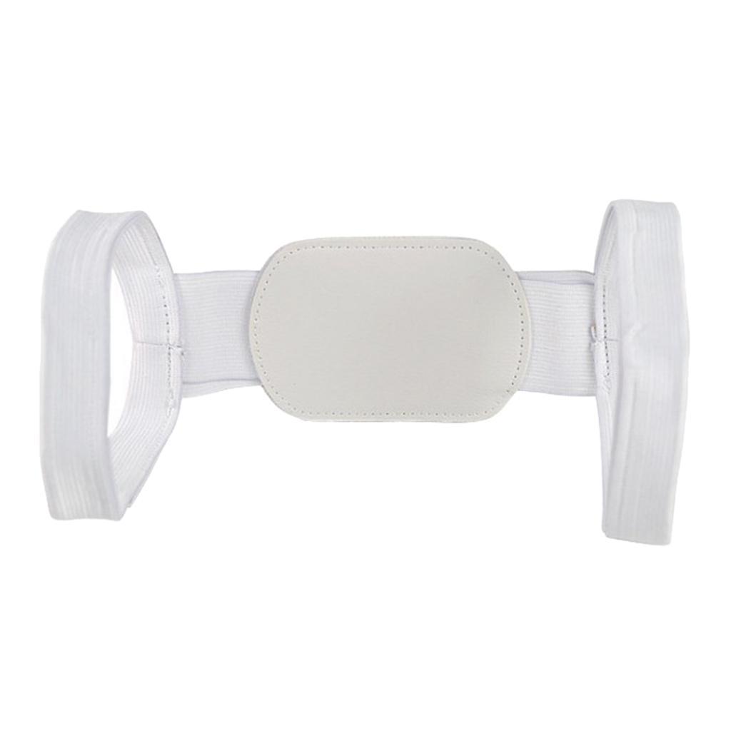 Correcteur-de-Posture-Dos-Epaules-Sangle-Corset-Invisibles-pour-Homme-amp-Femme miniature 5