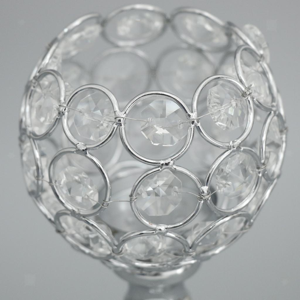 Porte-bougie-En-Cristal-Mosaique-Supporte-de-Bougie-pour-Fete-Decoration miniature 33
