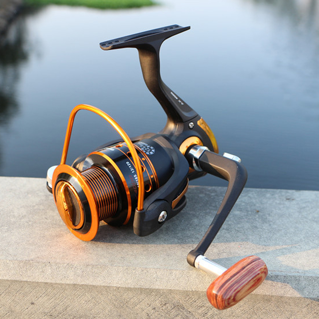 13BB-High-Speed-Metal-Right-Left-Saltwater-Fishing-Spinning-Pole-Reel-Fish-Reels thumbnail 5