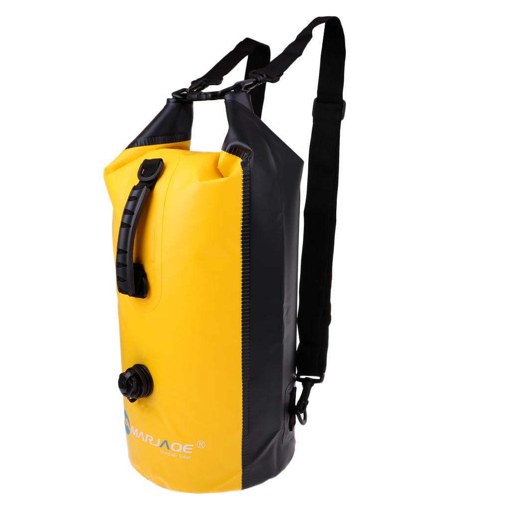 30L Wasserdichte Packsack Dry Bag Beutel Tasche Seesack Rucksack Survival