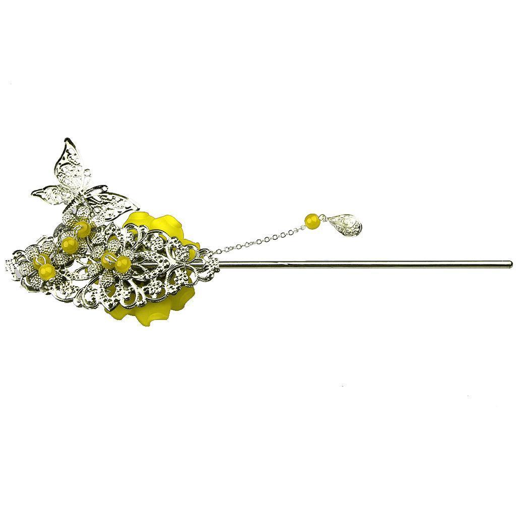 miniatura 3 - Bastoni Cinesi Accessori dei Capelli Capricapi Spilla Gioielli di Donne Ragazze