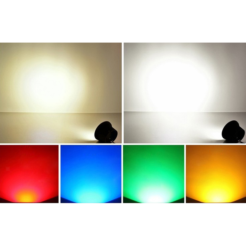 miniatura 15 - Lampada Laghetto Illuminazione Subacquea Luce Indiretta LED 9W Lega Alluminio