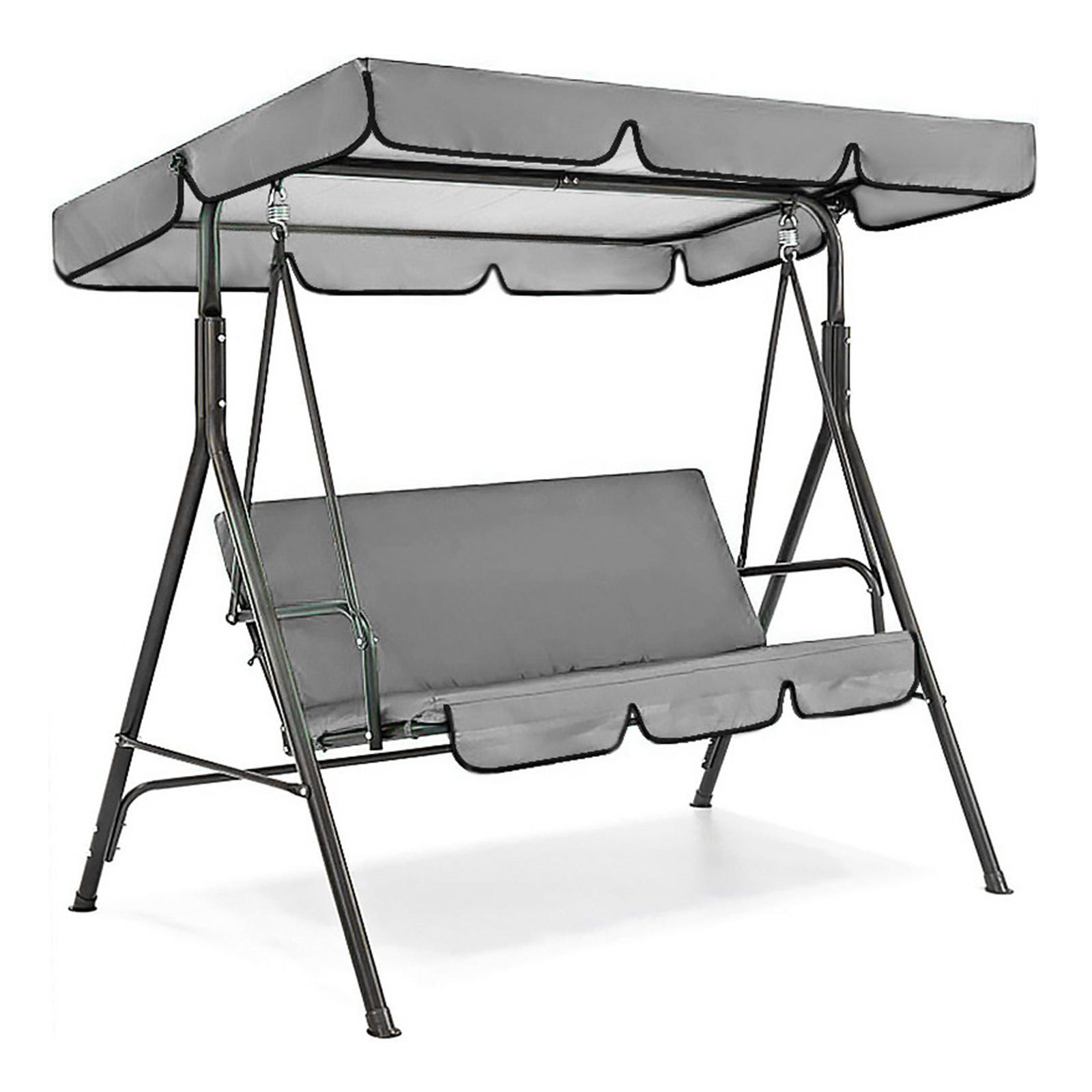 miniatura 34 - Sostituzione della copertura della sedia a dondolo da esterno per patio,
