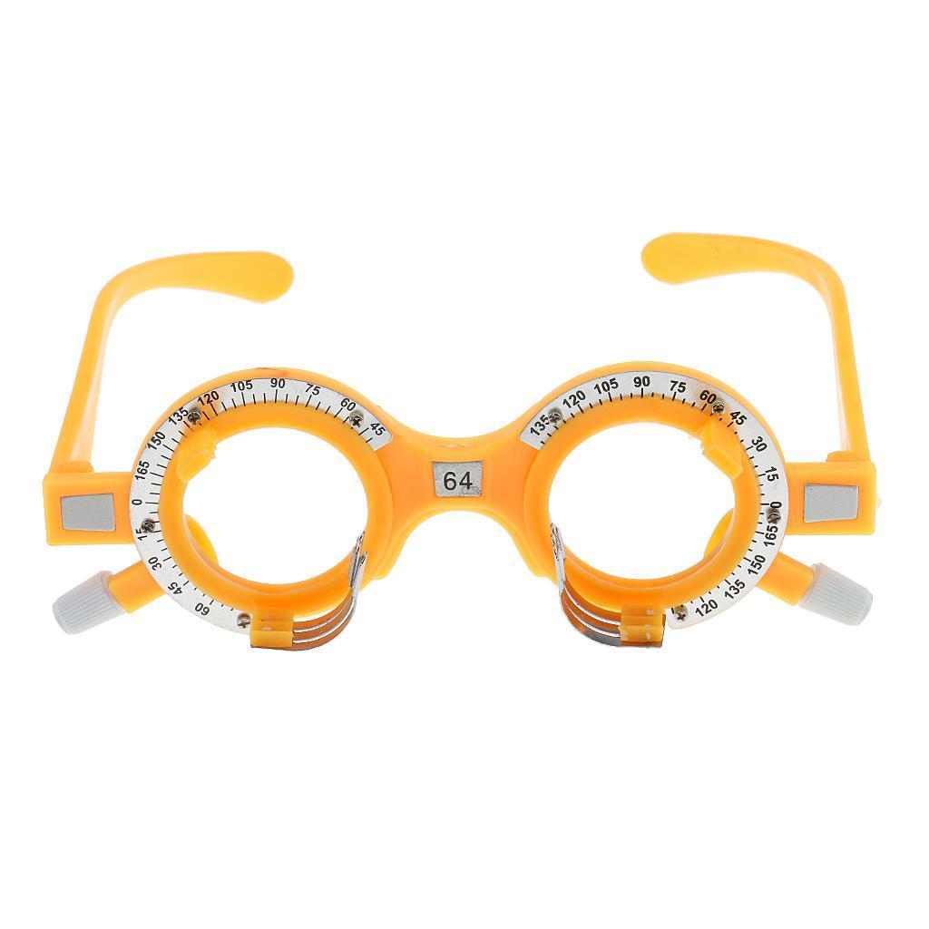 Optical-Optical-Lens-Trial-Optometry-Occhiali-per-Occhi-Equipaggiamento miniatura 24