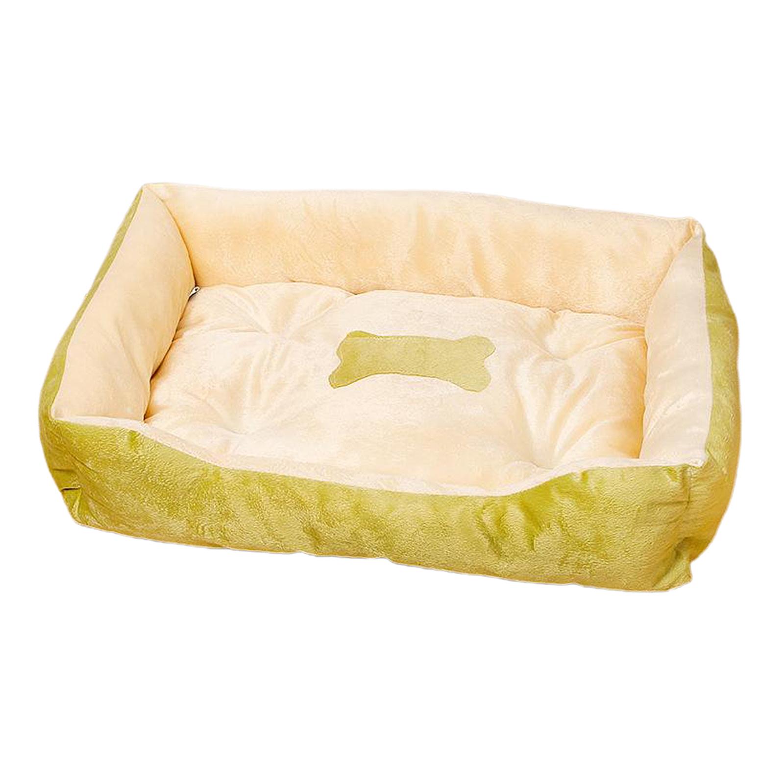 Indexbild 24 - Katze-Hund-Bett-Pet-Kissen-Betten-Haus-Schlaf-Soft-Warmen-Zwinger-Decke-Nest