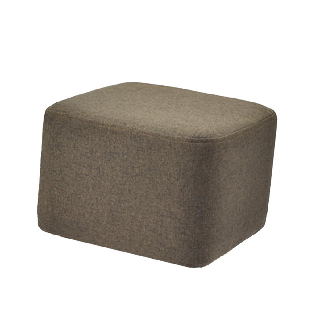 miniatura 18 - Manicotto-Protettivo-Per-Sgabelli-Quadrati-In-Legno-Accessorio-Poggiapiedi