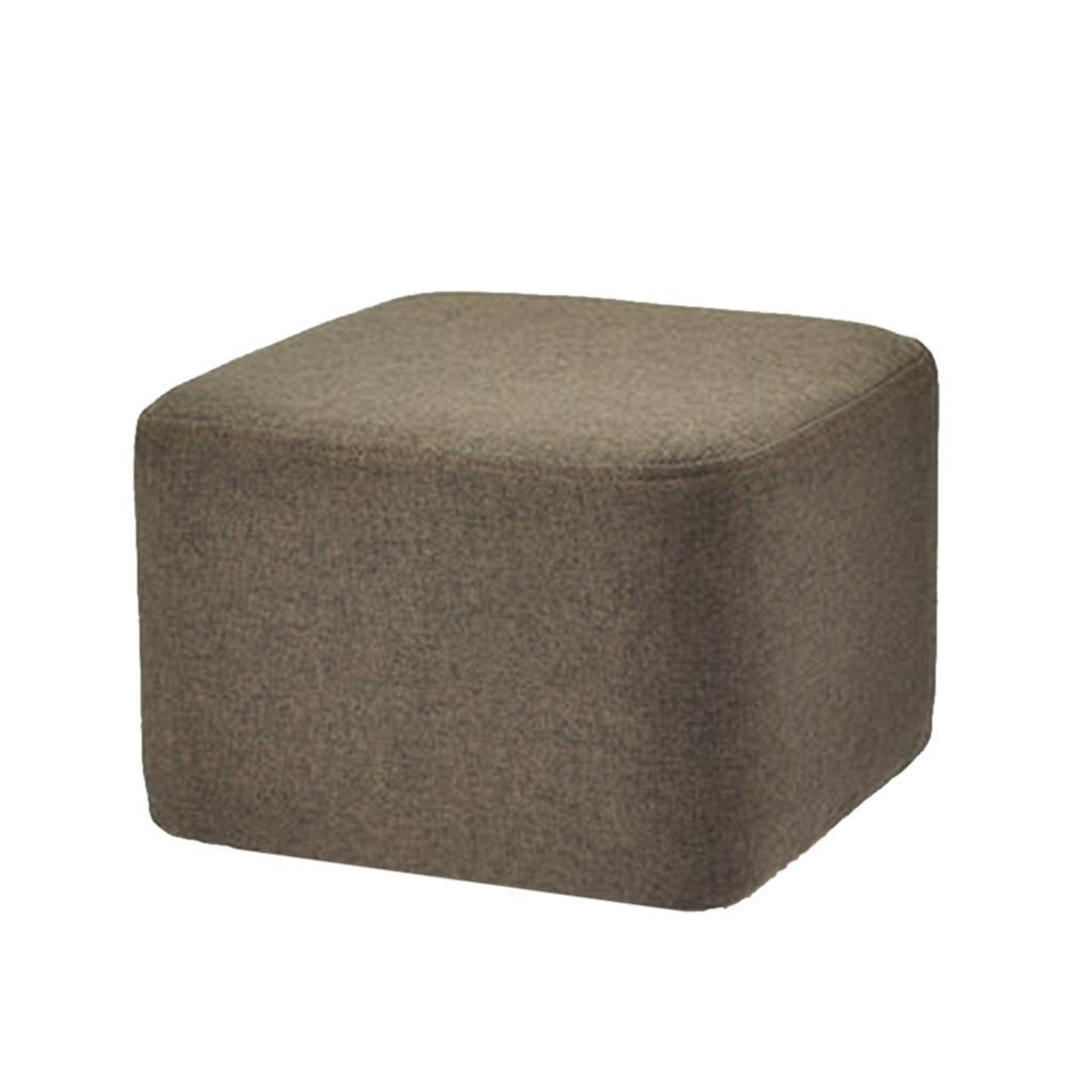 miniatura 19 - Manicotto-Protettivo-Per-Sgabelli-Quadrati-In-Legno-Accessorio-Poggiapiedi