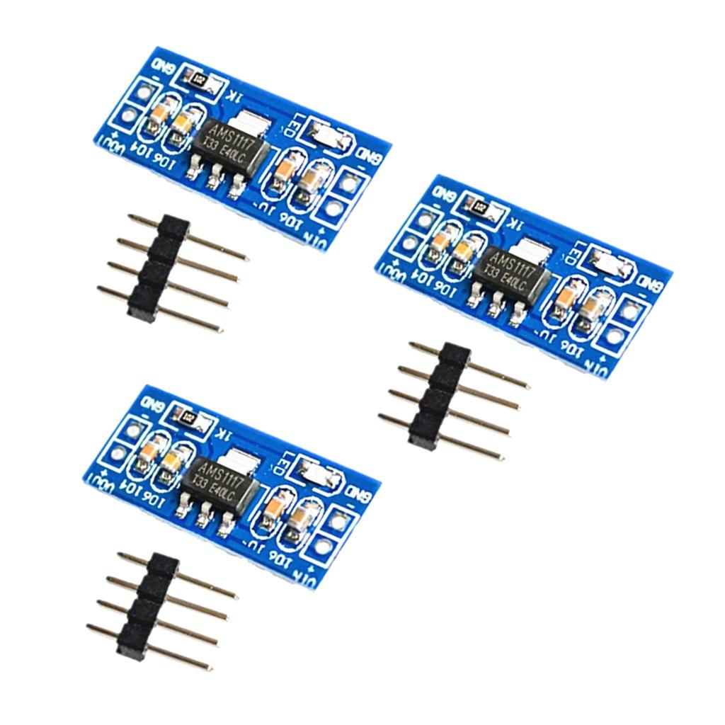 AMS1117-DC-Voltage-Regulator-Power-Supply-Module thumbnail 17