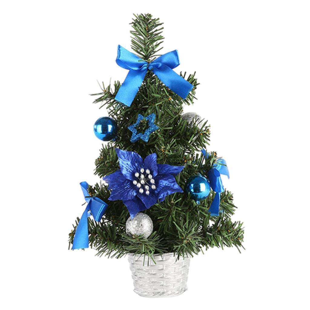 Home Mini Tabletop FESTIVE Artificial Christmas Tree Gift ...