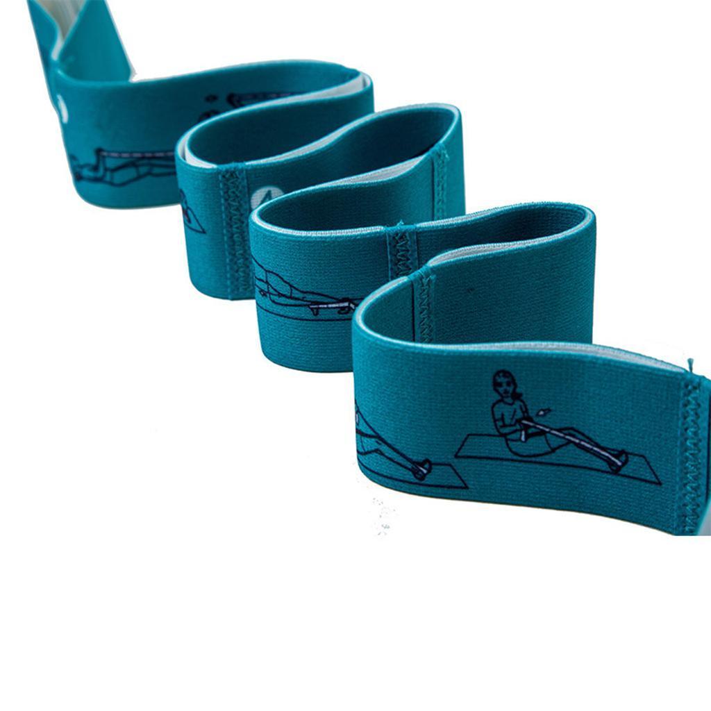 miniatura 6 - Pulsera stretch elástica bailar banda pilates Dance pierna prolongar camilla