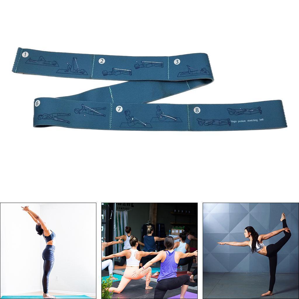 miniatura 10 - Pulsera stretch elástica bailar banda pilates Dance pierna prolongar camilla