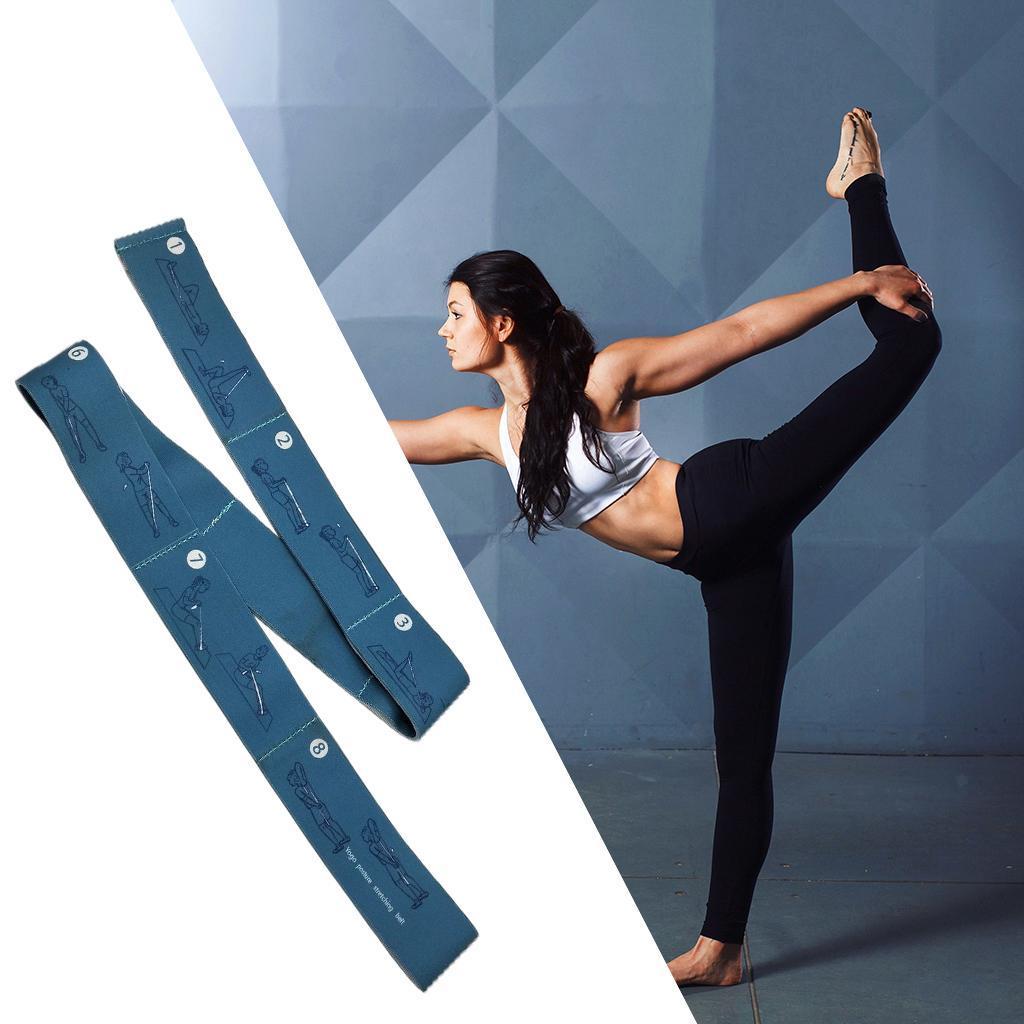 miniatura 7 - Pulsera stretch elástica bailar banda pilates Dance pierna prolongar camilla