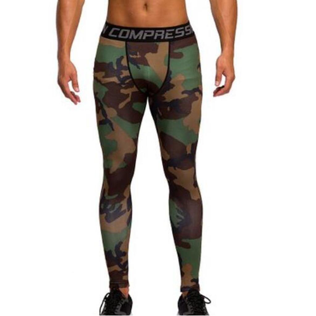 Männer Leggings lang Unterhose Unterwäsche Strumpfhose
