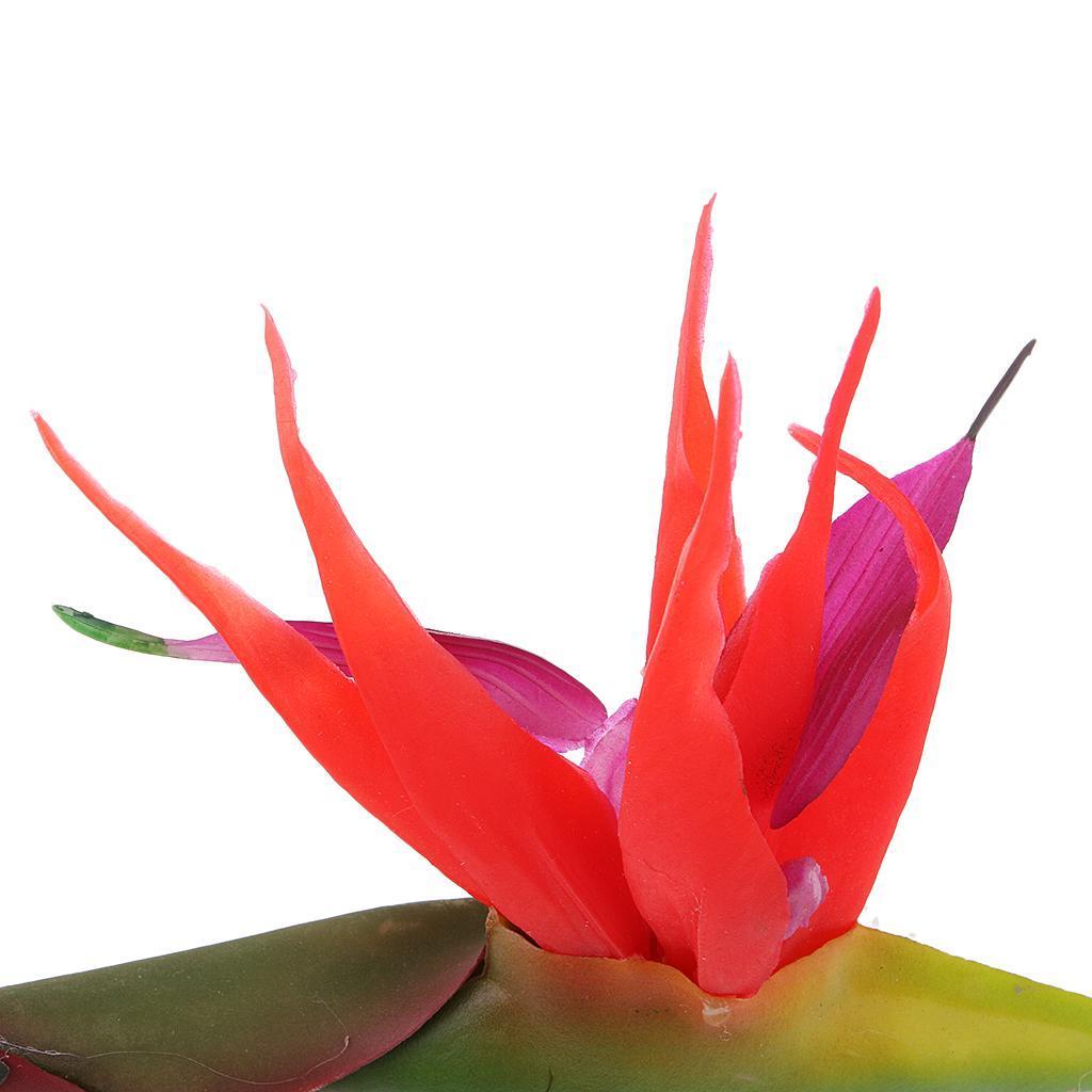 Kuenstliche-Deko-Blumen-Plastik-Blumenstrauss-fuer-Haus-Gartenparty Indexbild 3