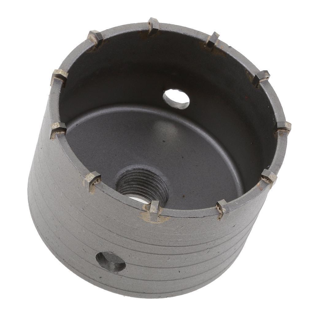 Punta-Trapano-Fresa-A-Foro-In-Carburo-Per-Calcestruzzo-Mattoni-Cemento miniatura 43