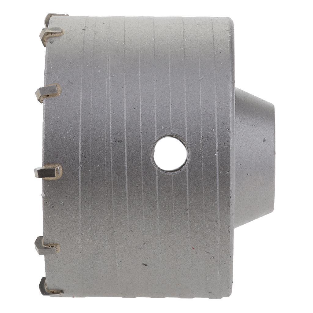 Punta-Trapano-Fresa-A-Foro-In-Carburo-Per-Calcestruzzo-Mattoni-Cemento miniatura 44