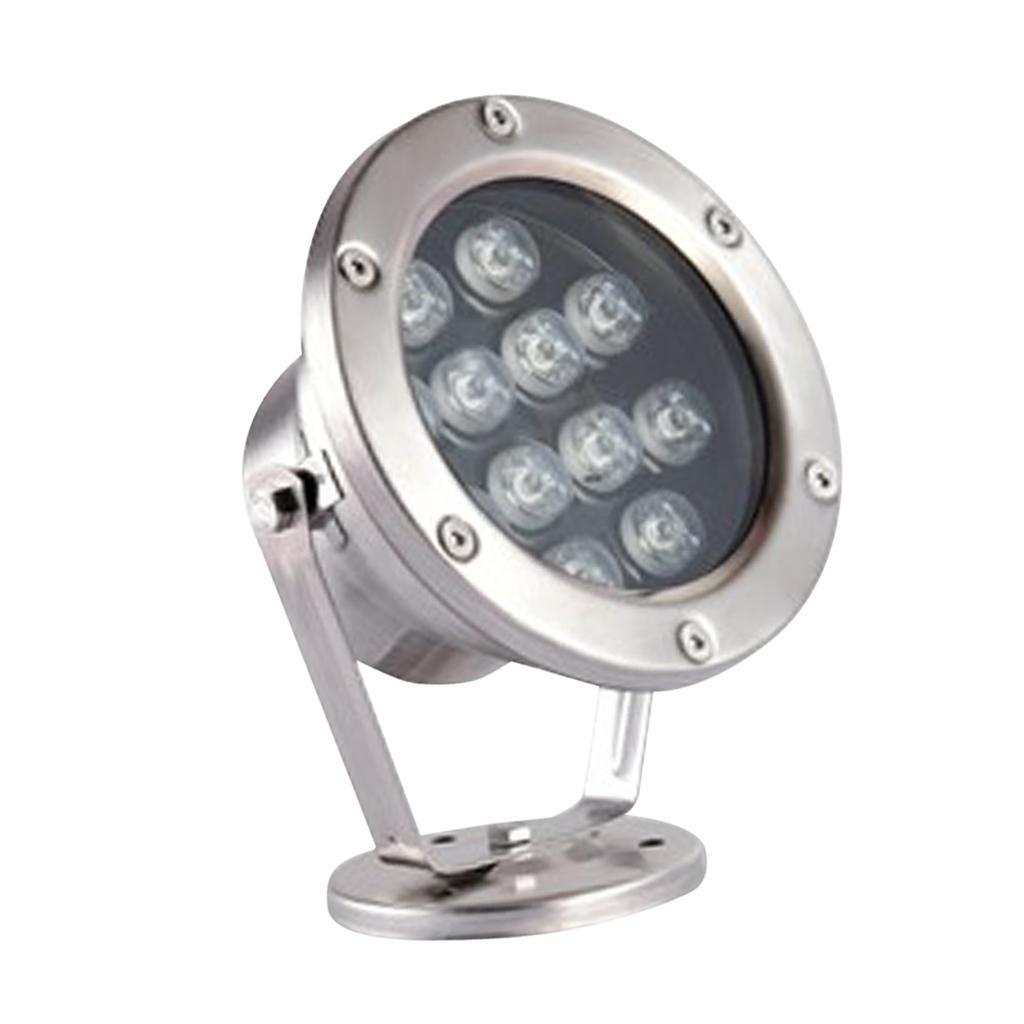miniatura 3 - Illuminazione Subacquea LED Luce Spot Punto Laghetto Acquario Piscina