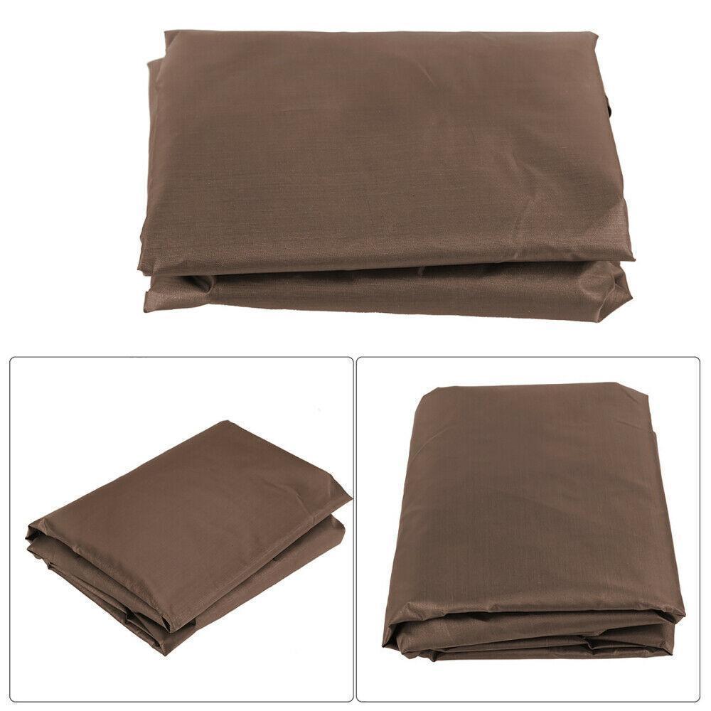 miniatura 42 - Sostituzione della copertura della sedia a dondolo da esterno per patio,