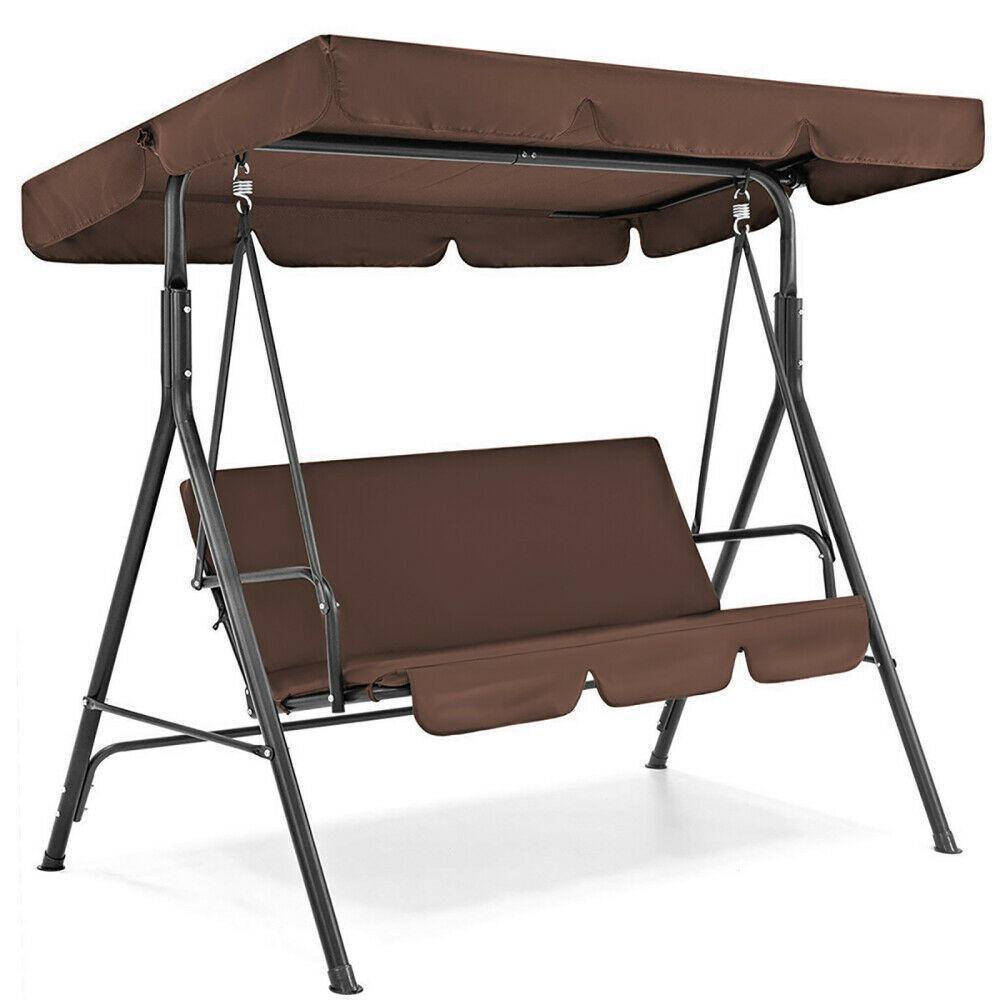 miniatura 39 - Sostituzione della copertura della sedia a dondolo da esterno per patio,