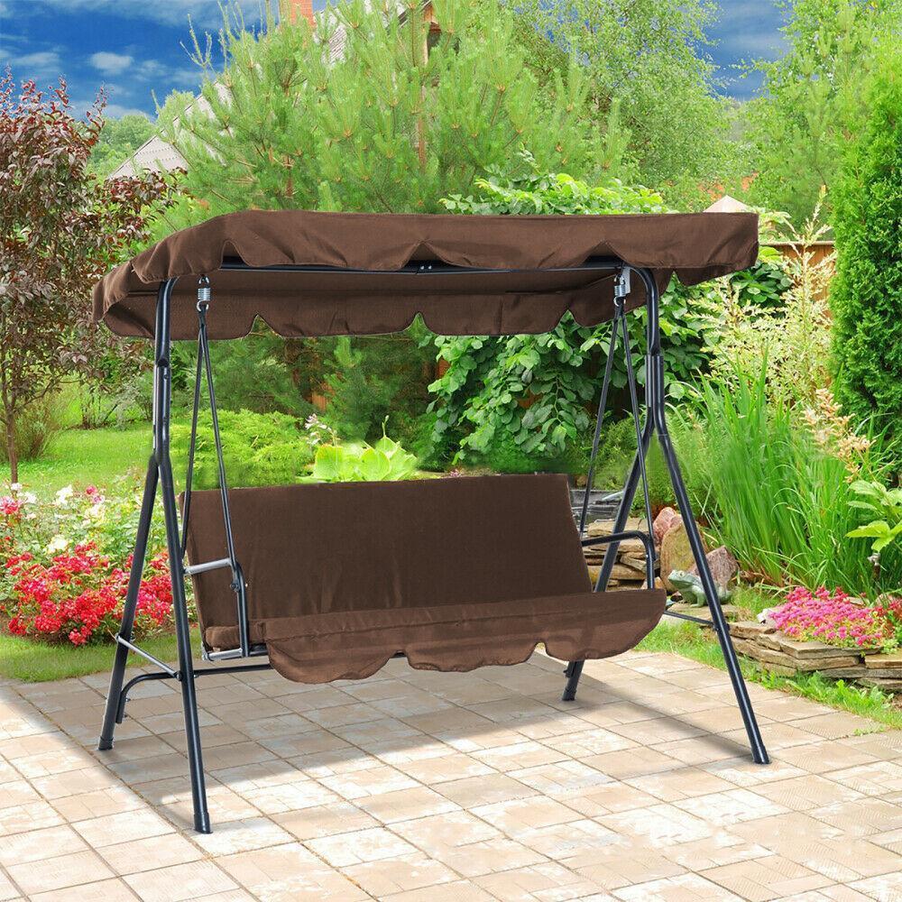 miniatura 38 - Sostituzione della copertura della sedia a dondolo da esterno per patio,