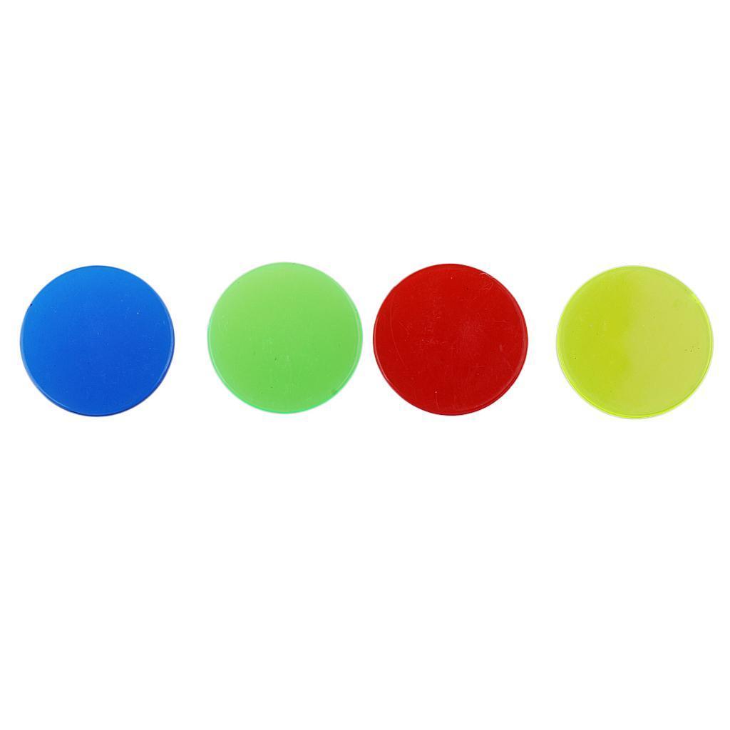 100-Stueck-Kunststoff-Zaehler-Chips-Bingo-Marker-Fuer-Mathematik-Oder-Spiele Indexbild 5