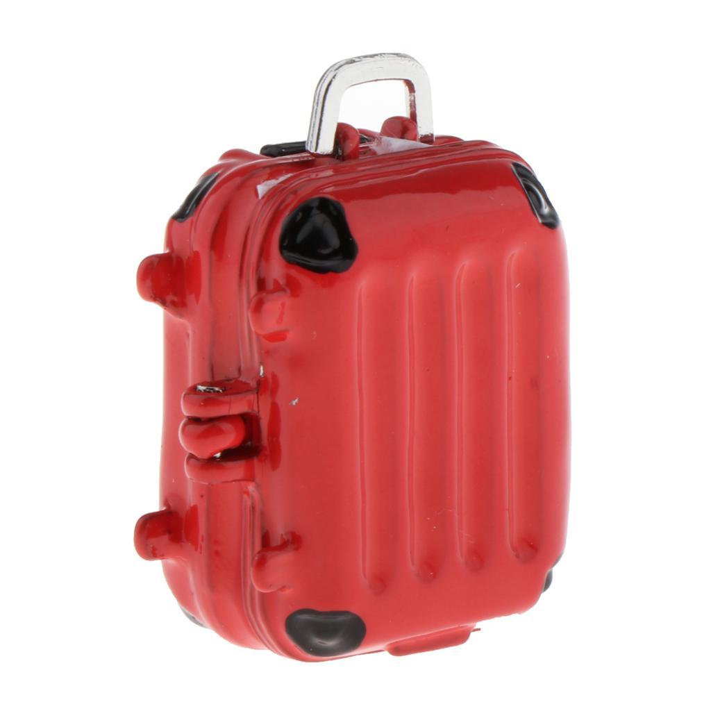 1-6-Scale-Simulation-Mini-Alloy-Luggage-Case-Model-Room-Decoration-Doll-Decor thumbnail 13