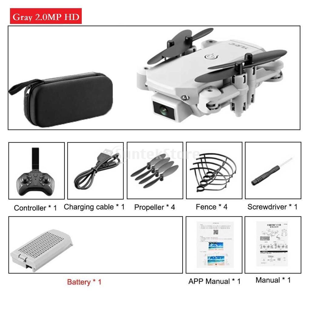 miniatura 30 - Mini Drone Una Chiave Headless Modalità di Mantenimento di Quota 6-Axis Gyro