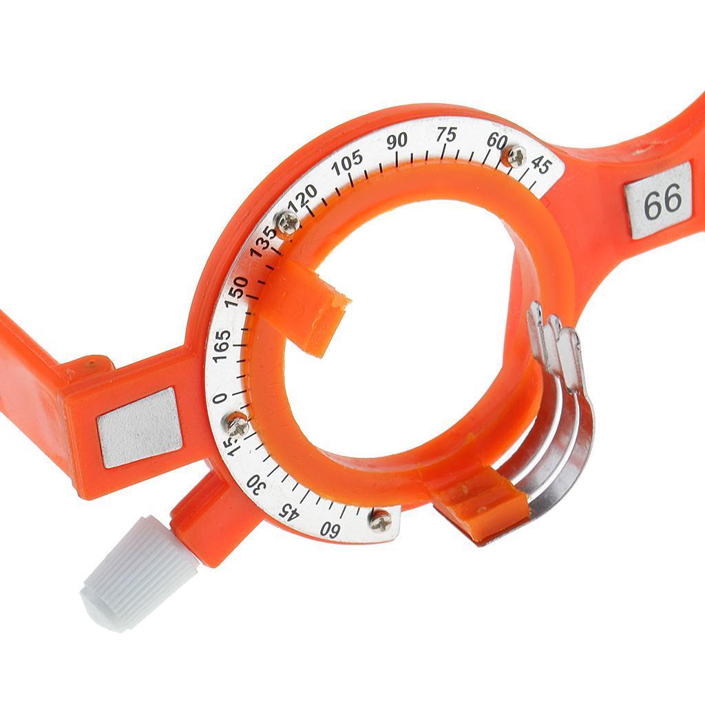 Optical-Optical-Lens-Trial-Optometry-Occhiali-per-Occhi-Equipaggiamento miniatura 27