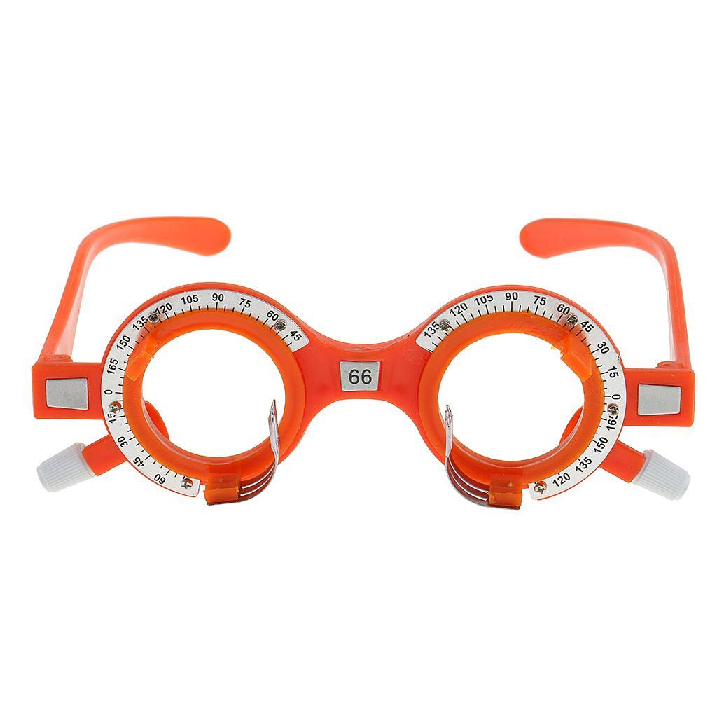Optical-Optical-Lens-Trial-Optometry-Occhiali-per-Occhi-Equipaggiamento miniatura 29