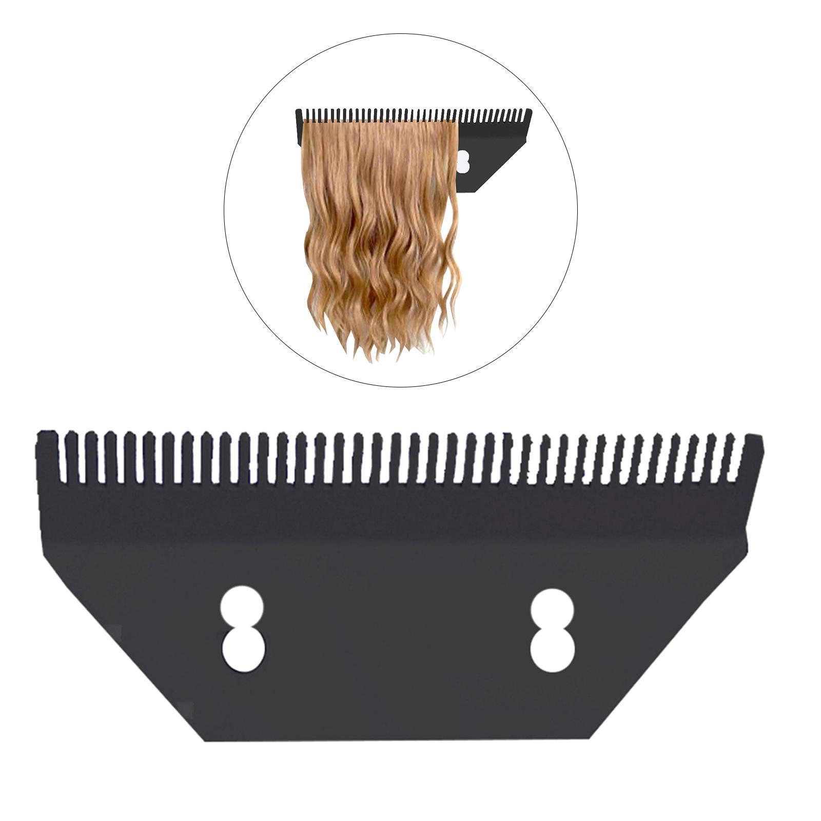 Extensions-de-cheveux-acryliques-Toupet-perruques-support-d-039-affichage-cintre miniature 6