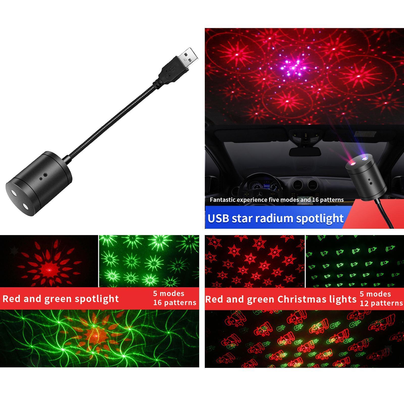 Proiettore-della-stella-Della-Luce-di-Notte-USB-Luce-di-Notte-Luci-Interne miniatura 10