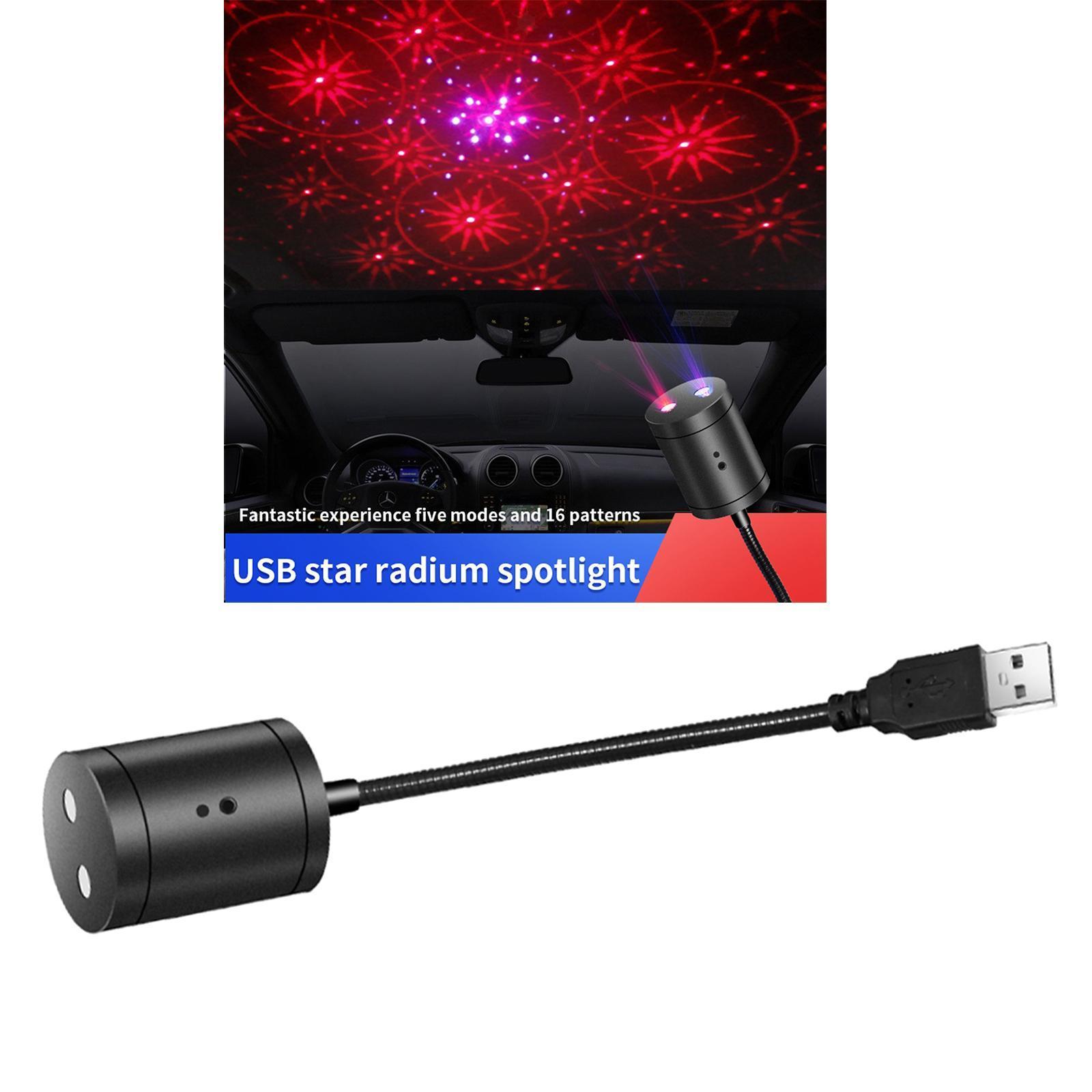 Proiettore-della-stella-Della-Luce-di-Notte-USB-Luce-di-Notte-Luci-Interne miniatura 6