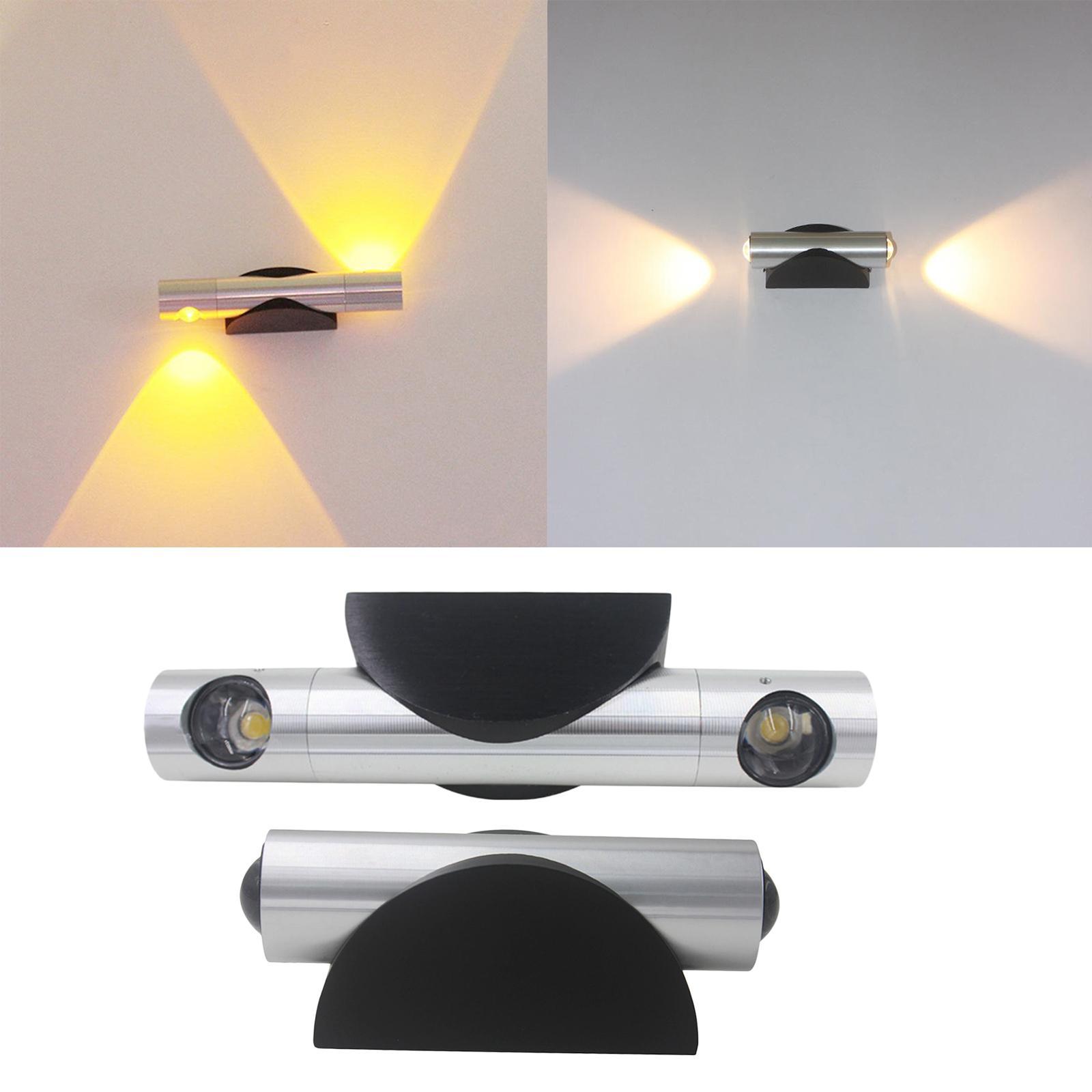 LED Wandleuchte Up Down Wandleuchte Beleuchtung Home Fixture Light
