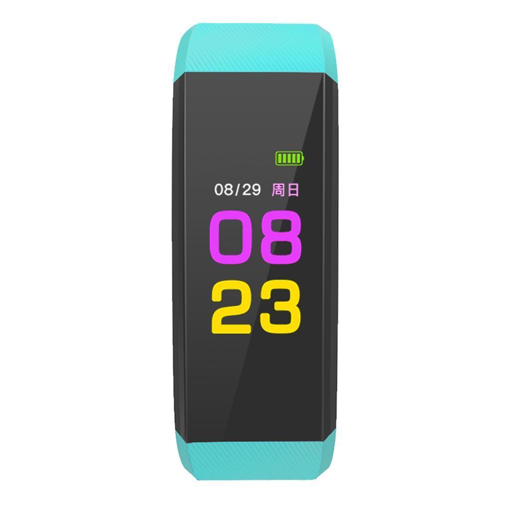 Indexbild 13 - 115Plus Smart Watch Armband Fitness Tracker Herzfrequenzmesser