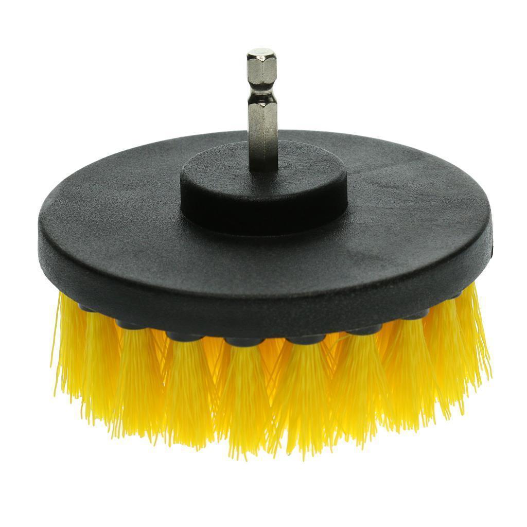 3pcs-Drill-Brush-Power-Scrubbing-Drill-Attachment-Deep-Clean-Tile-amp-Grout thumbnail 6