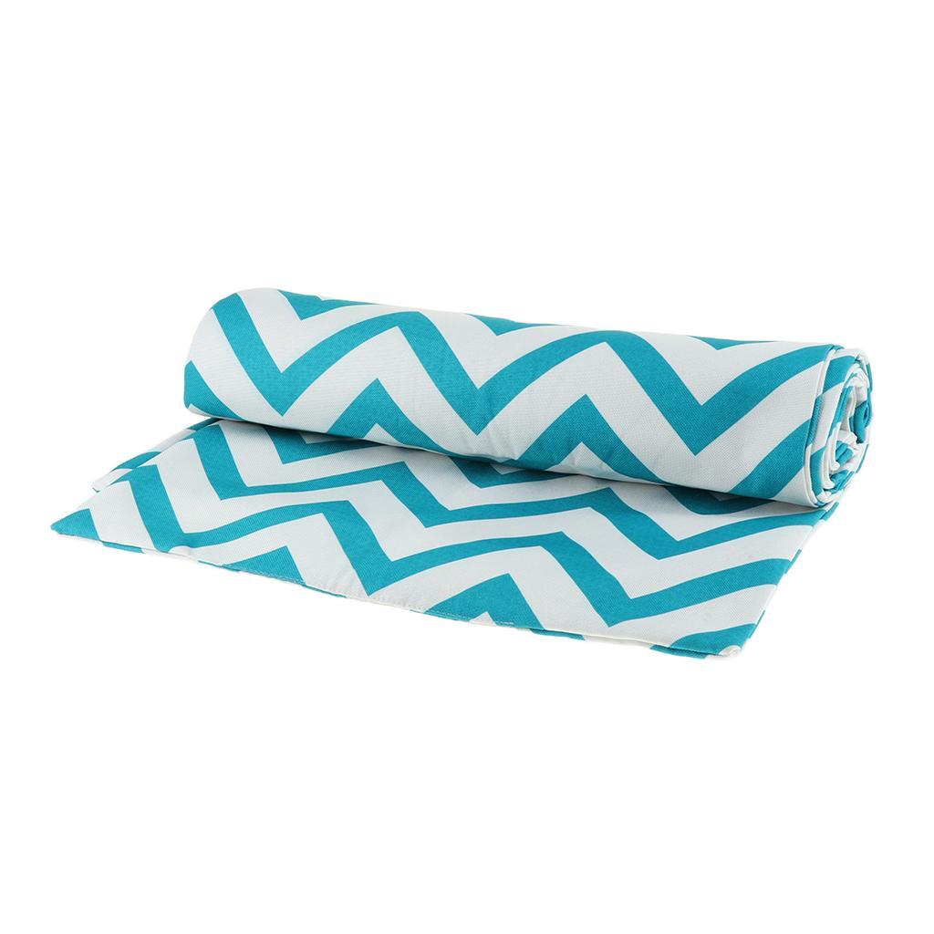 Alle Arten von verschiedenen Farben Bett Schal für Schlafzimmer oder Hotel Blau