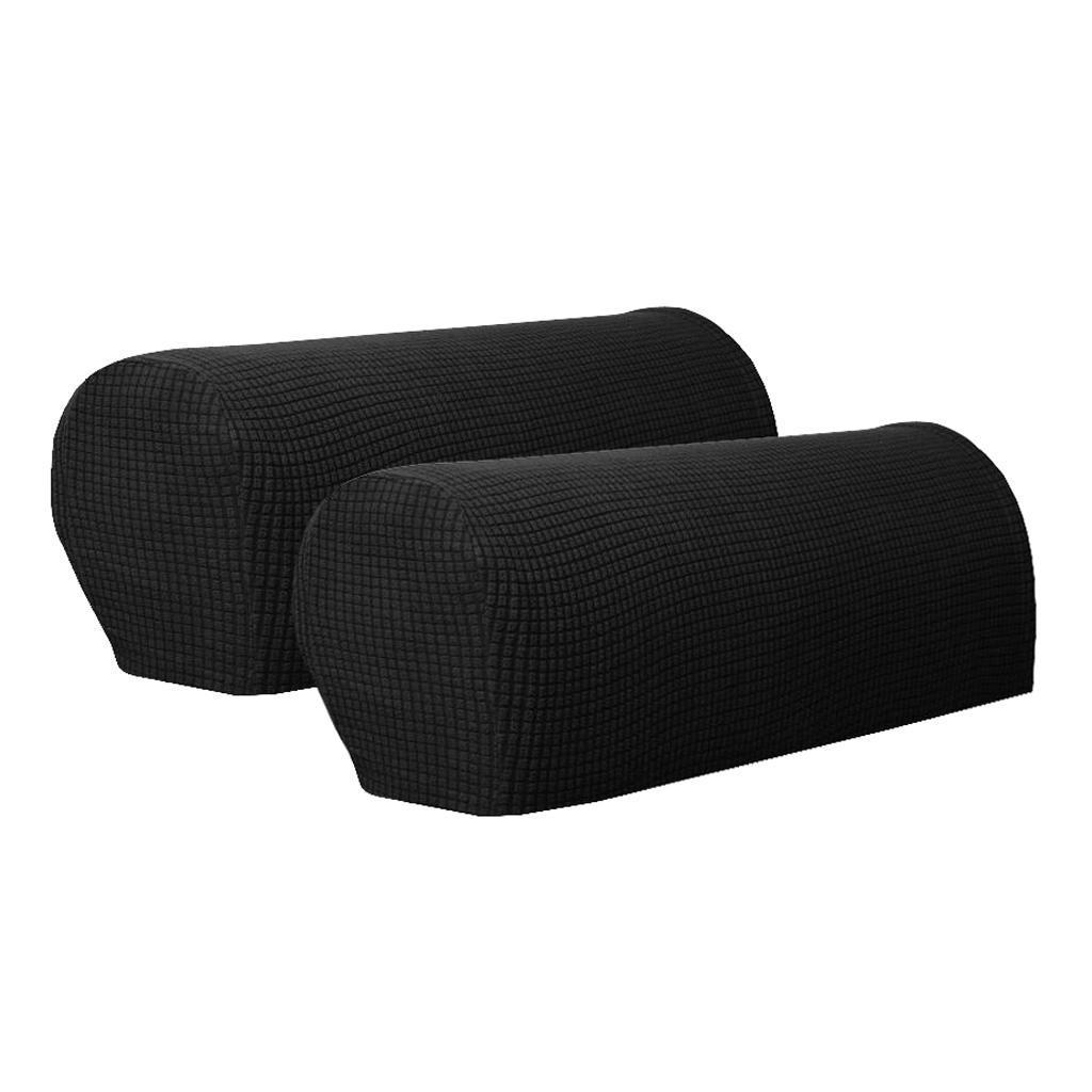 Sofa Sessel Stretch Armlehnenschoner Armlehne Schoner Sesselschoner