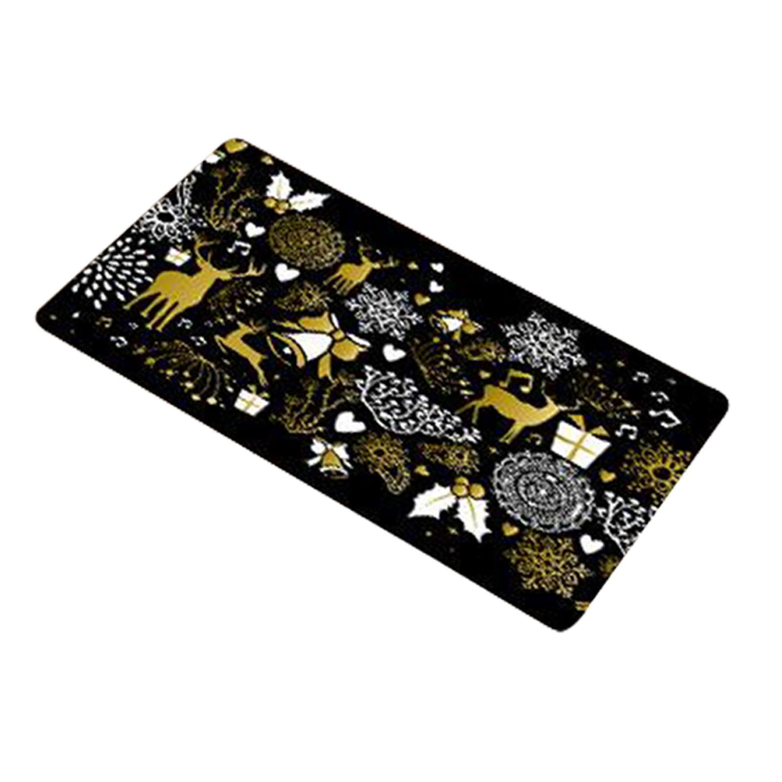 Zerbino-antiscivolo-tappeti-da-cucina-per-la-casa-ingresso-bagno-tappeto miniatura 13