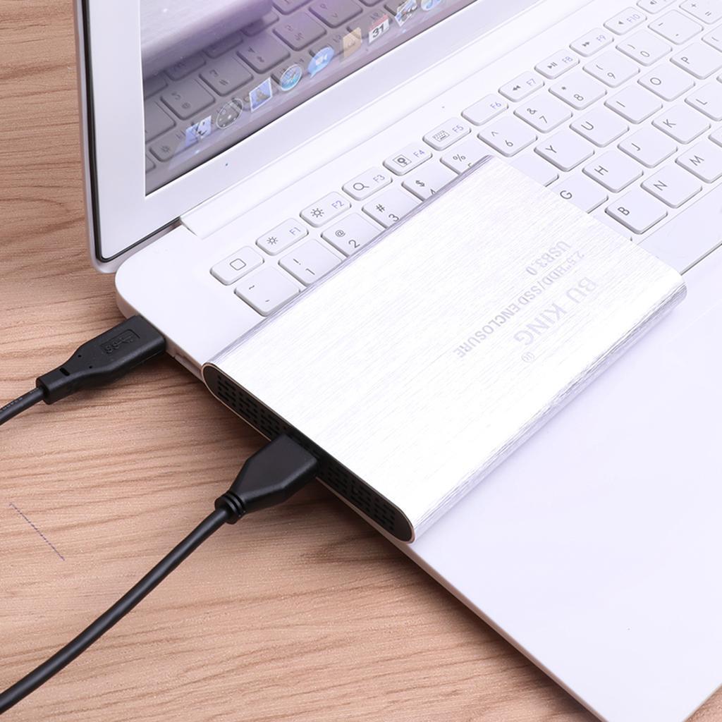 2-5-in-External-SATA-3-0-USB-3-0-Hard-Drive-Disk-HDD-SSD-Enclosure-Case thumbnail 15