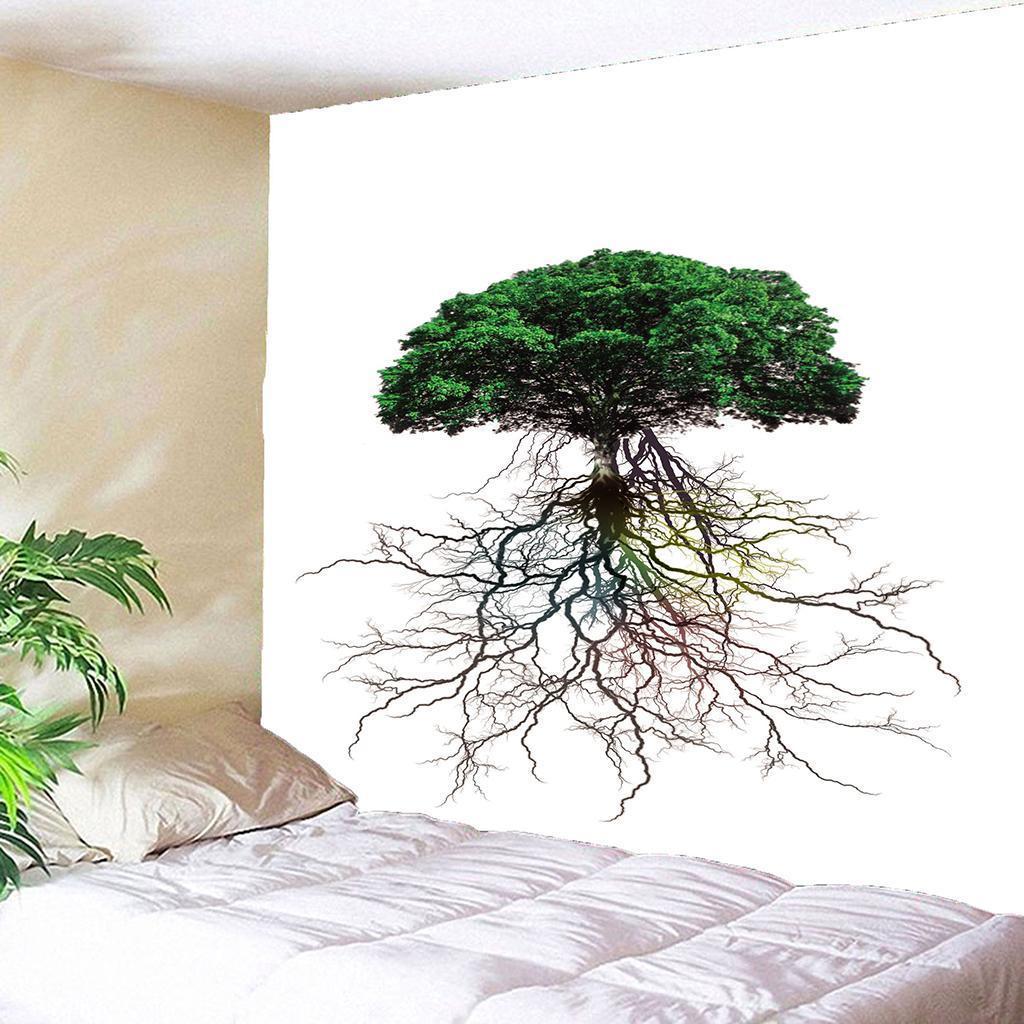 3D-Arazzo-Parete-Impermeabile-Decorativi-Interni-Esterni-Telo-Mare-Poliestere miniatura 20
