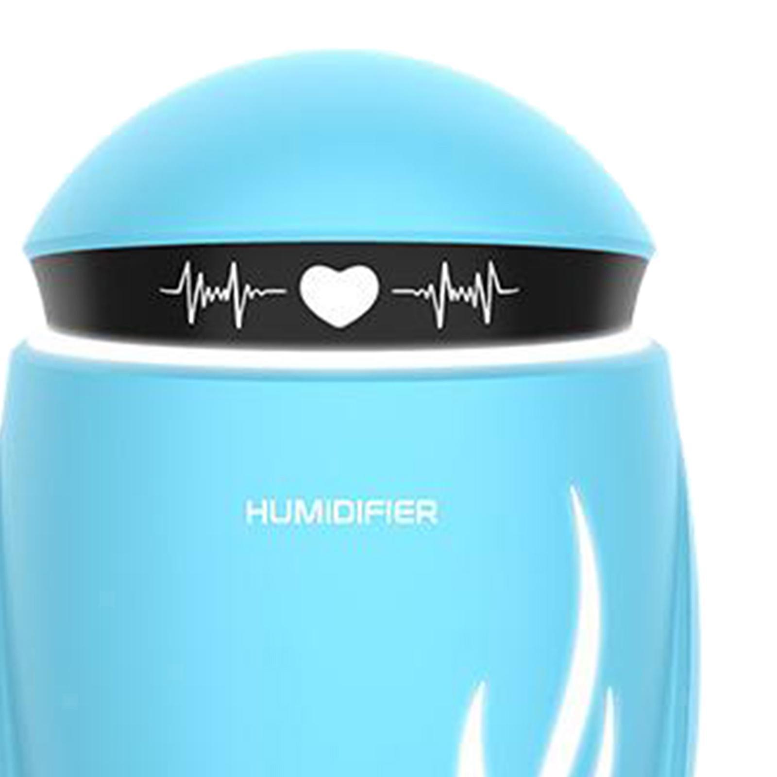 miniature 24 - Portable Robot Humidificateur USB Mini Silencieux Huile Essentielle