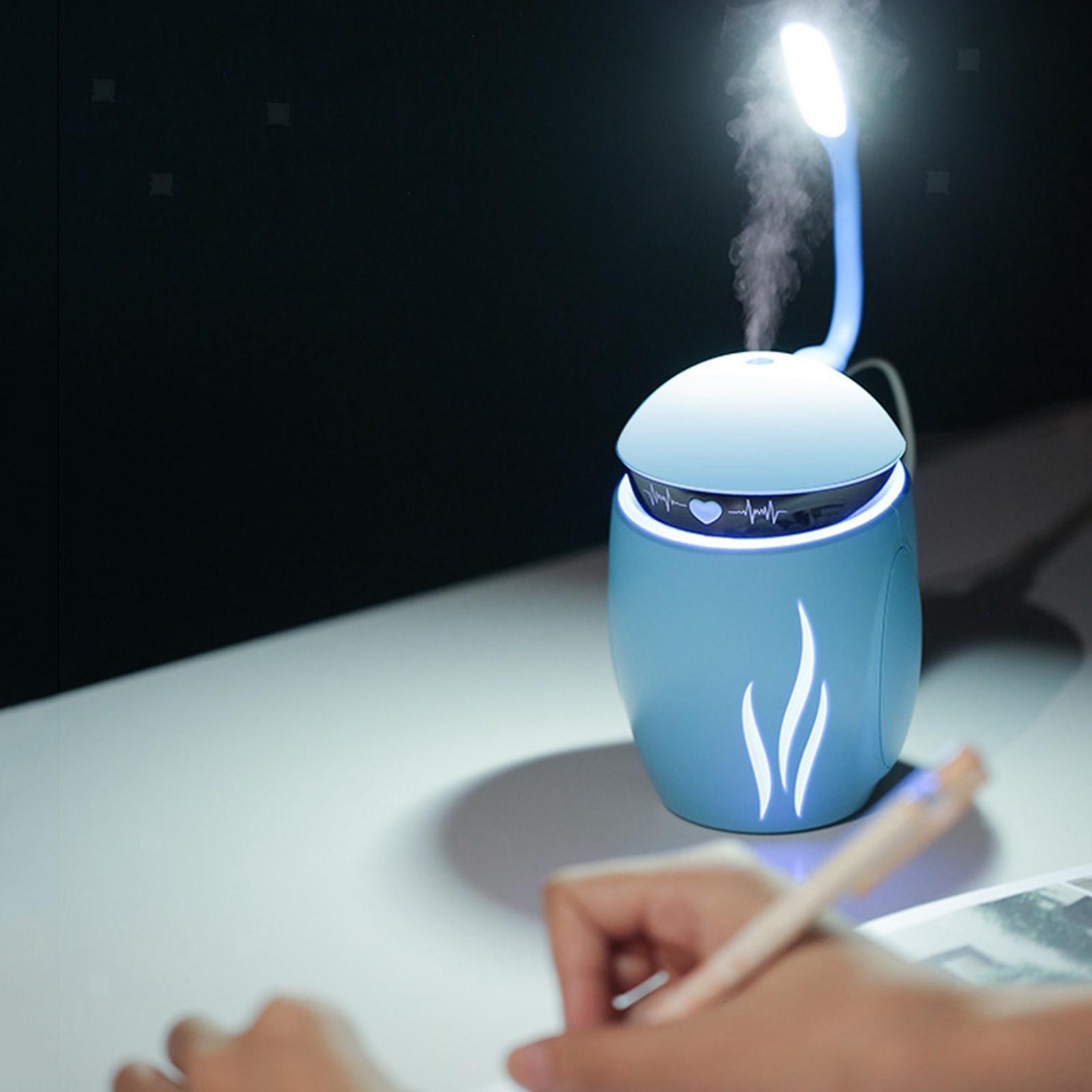 miniature 26 - Portable Robot Humidificateur USB Mini Silencieux Huile Essentielle